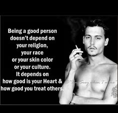 wise words from Johnny Depp Amazing Quotes, Great Quotes, Quotes To Live By, Inspirational Quotes, Johnny Depp Quotes, Johny Depp, Celebration Quotes, My Guy, True Words