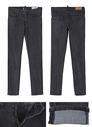 Today's Hot Pick :ペンシルフィットブラックスキニーパンツ【TOMONARI】 http://fashionstylep.com/P0000EDU/tomonarijp/out 伸縮性のあるコットン素材を使ったスキニーデニムパンツです。 既存のスキニーパンツよりも若干余裕のあるフィット感が特徴に。 ストカジファッションに欠かせない基本のブラックカラーデニムパンツ! 若干腰パン気味に着用するとよりかっこよく決まる ペンシルフィットデニムパンツ!! ※サイズはブランドごとに差がありますので、必ず詳細サイズ表をご確認下さい。