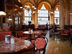 The best coffeehouses in Vienna