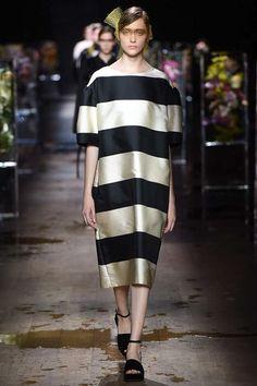 Dries Van Noten Spring 2017 Ready-to-Wear Fashion Show - Lia Pavlova (NEW MADISON)
