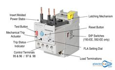 Electronic Overload RelayElectronic Overload Relay #electrikals #OnlineShopping #Relays #OverloadRelays #ElectronicOverloadRelays