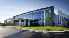 This 156,691 square foot build to suit #distribution center by #WareMalcomb is #LEED Gold certified and features #sustainable features such as an automated truck wash that uses #recycled water. #WMChicago #architecture #industrial #CRE