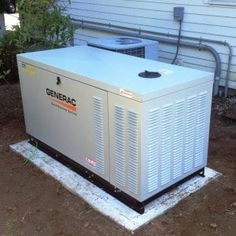 What are average generator install prices? What cost factors will you encounter? Find smart answers so that new generator doesn't cost you more than it should. Generator Shed, Emergency Generator, Solar Generator, Natural Gas Generator, Home Fix, Survival, Emergency Preparedness, Shipping Container Homes, Light Project