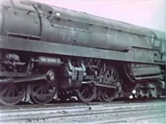 """T1"" 4-4-4-4 Duplex Steam Locomotives - 1940's Pennsylvania Railroad Steam Trains"