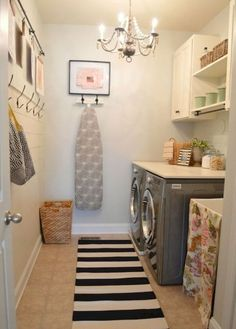 DIY Laundry Room Storage Shelves Ideas (36)