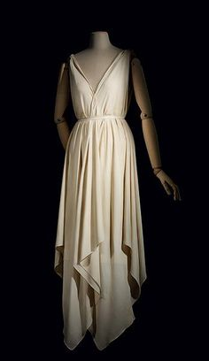 Would You Like to Vionnet? (3 Hours Past the Edge of the World)