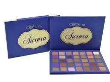 Aurora, the 35 shade eye shadow fantasy princess book palette that provides the perfect beautification every princess needs. You can wear it for any occasion including parties, weddings or date nights. Maybelline Master Contour, Makeup Sale, Free Makeup, Eye Palettes, Eyebrow Kits, Fantasy Princess, Lo Real, Beauty Creations, Lipstick Collection
