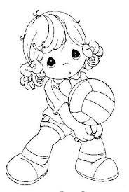 volleyball clip art Lets Go On