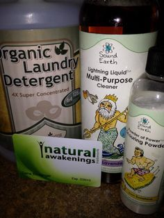 Sound Earth, safe, pure,natural and cruelty-free cleaning products. Located in the Hudson Valley. Offers discounts to our NAN Members