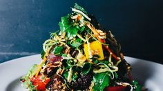 Thai Steak and Noodle Salad Recipe | Bon Appetit