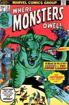 Where Monsters Dwell 28
