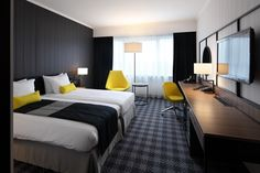 Creneau International › Radisson Blu Hotel, Amsterdam Airport, Hotel & Function Rooms