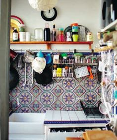 keuken :: #Libelle :: Rachel Khoo's keuken, https://www.facebook.com/pages/Tante-Brocante-en-De-Dames-Van-Dale/110046885761851?ref=hl