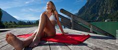 Die Sommersonne genießen - wie hier am Achensee/Tirol! Hotels, Outdoor Furniture, Outdoor Decor, Summer Vacations, Water Sports, Viajes, Backyard Furniture, Lawn Furniture, Outdoor Furniture Sets