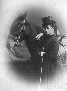 Duchess Sophie Charlotte in Bavaria, later Duchess of Aleçon, Sister of Empress Elisabeth of Austria