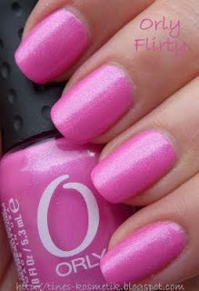 Tines Kosmetikblog: Orly Happy Go Lucky (Back To School Collection 2011)