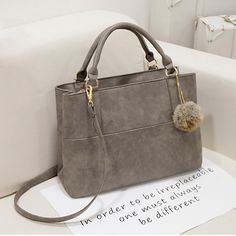 $28.90 PU Leather Women Top-Handle Bags Gray /Black Large Capacity Designer Handbag    Go shopping now!     Visit us @ https://www.feseldo.com  Get 10% discount for Jan purchases! Holiday Seasons, Holiday Present!  Code fe10    FREE Shipping    #feseldo #fashion #lifestyle #shopping #mensfashion #womenfashion #watches #clothing #dress #shirts #tshit #makeup #bags #shoes #jewery #earrings #eyelashes #mascara #discount