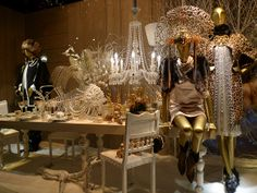 Printemps Window Display 11 by Gibson Voyage, via Flickr