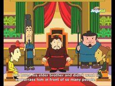 Fabulous Folk Tales - The Dragon Of Kinabalu - Kids Animation Stories
