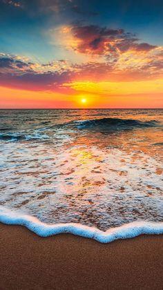 Ideas Photography Beach Winter Sky For 2019 Sunset Photos, Beach Photos, Beautiful Sunrise, Beautiful Beaches, Landscape Photography, Nature Photography, Japanese Photography, Photography Backdrops, Beach Sunset Photography
