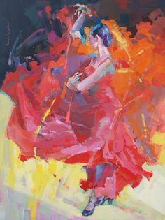 Art, just art - Paintings by Renata Domagalska