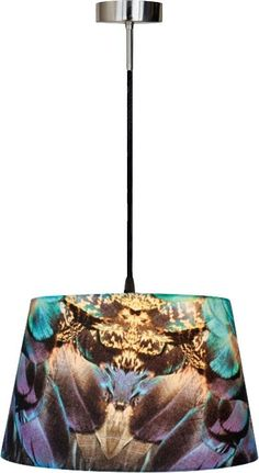 Blomst taklampe colorful Nova Life Flerfarget 45cm Incense, Nova, Shades, Colorful, Life, Home Decor, Shutters, Sunglasses, Interior Design