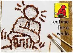 Küchenkunstwerk: >> NEWist! - Tchibo Cafissimo Teatime