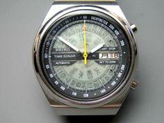 Vintage Seiko Time Sonar