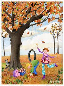 Cuaderno de viaje: Todavía quedan unos días de otoño.