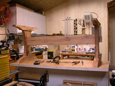 Trestle legs, part 4 Trestle Legs, Trestle Table, Woodworking, Base, Home Decor, Decoration Home, Room Decor, Joinery, Wood Working