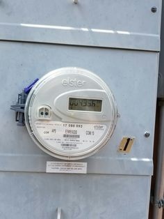 Elster - A100C Single Phase kWh Meter