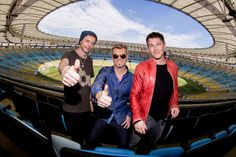 HOW ABOUT MEETING A-HA? | Rock in Rio Brasil