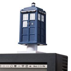 Doctor Who TARDIS Monitor Mate $11.99