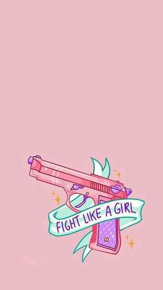 Fight like a girl /Fondos de pantalla