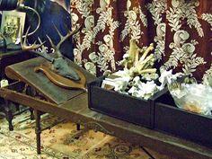 Pandora's Parlor: Haunted Antiques