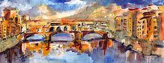 taly Ponte Vecchio Florence