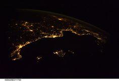 Mediterranean Riviera (NASA, International Space Station Science, 11/04/10) | Flickr - Photo Sharing!