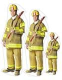 Small/Medium/Large Firefighters