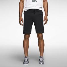 2ac089bade1 Nike Tech Fleece 1mm Men s Shorts. Nike Store UK. Fred Brown · Lookbook - gym  wear