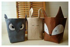 cute animal bags