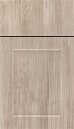 Coventry thermofoil cabinet doors feature a crisp definition in door and drawer to provide a clear pattern that can be used to unify any mix of spaces from Kitchen Craft Cabinetry.
