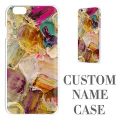 Colorful Marble Granite Texture Painting Art Print DIY Custmoized Hard PC Case For iPhone 6 6S Plus 5S SE 5C For Galaxy S5 S6 S7 #>=#>=#>=#>=#> Click on the pin to check out discount price, color, size, shipping, etc. Save and like it!