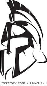 Portfólio de draco77vector no Shutterstock Spartan Logo, Spartan Tattoo, Helm Tattoo, Leather Working Patterns, Spartan Warrior, Warrior Tattoos, Cool Robots, Lion Art, Marvel Wallpaper