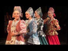 """Ансамбль """"Берёзка"""" - """"Танец с платком"""" (Китай, 07.10.12)"""