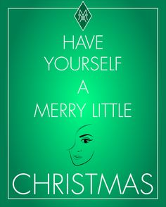 Have yourself a merry little Christmas <3  #christmas #merrychristmas #mma #munamakeupart