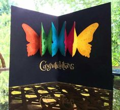 Butterfly card (no directions)