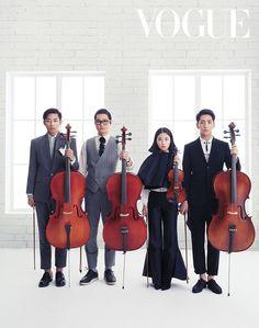 Go Ara, Jung Woo, Yoo Yeon Seok, Kim Sung Kyun, Son Ho Joon, Min Do Hee, and Baro