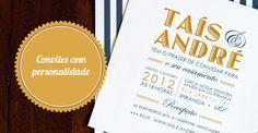 Phatt Design - Convites de casamento