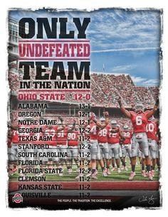 Proud of Urban & those Buckeyes!!!!