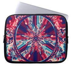 4th of July SPLASH!! Laptop Computer Sleeve
